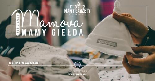 Mamova MAMY GIEŁDA vol. 7 - jesień 2018