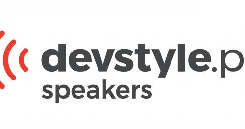 devstyle SPEAKERS #02 - Warszawa (24-25.11.2018)