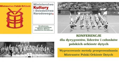 Konferencja - Mistrzostwa Polski Orkiestr - RADOM - 02.12.2018 g. 16:00
