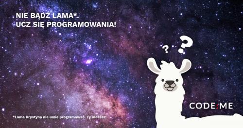 Nie bądź lama, ucz się programowania. Tym razem... C#