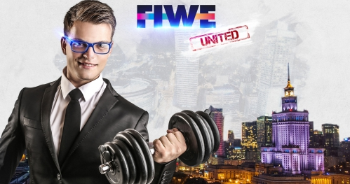 FIWE FITNESS TRADE SHOW 2019 : UNITED