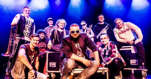 Koncert Tabu i podróżnicze Fluo Party