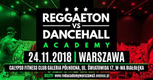 B:FIT Reggaeton vs Dancehall Academy : Warszawa