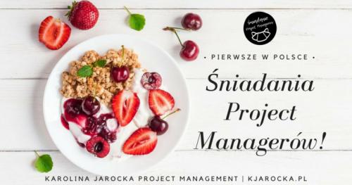 Śniadanie Project Managerów Wrocław vol. 8
