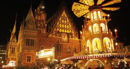 08/09.12.2018 - Wrocław - Jarmark Bożonarodzeniowy.[Wycieczka autokarowa]