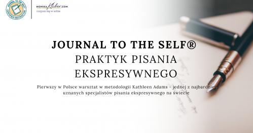 Journal to the Self® I - praktyk pisania ekspresywnego
