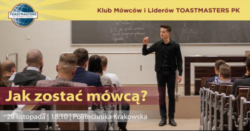 Jak zostać mówcą?