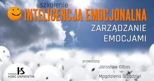 """Szkolenie """"Zarządzanie emocjami"""", Warszawa"""