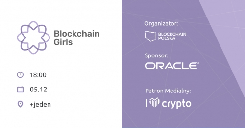 Meetup Blockchain Girls Poznań #2