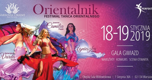 "Festiwal tańca orientalnego ""Orientalnik"""