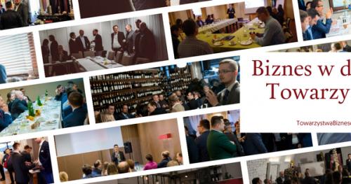 Listopadowe Spotkania Towarzystwa Biznesowego Lubelskiego dla Gości