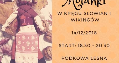 W kręgu Słowian i Wikingów: Motanki