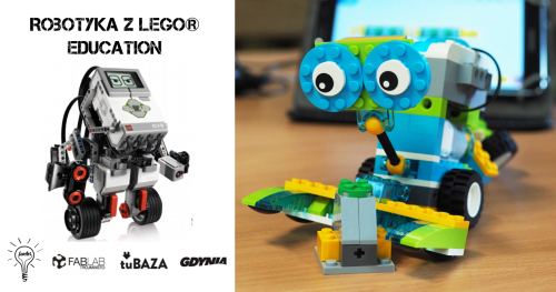 Robotyka i programowanie z LEGO® Education dla dzieci
