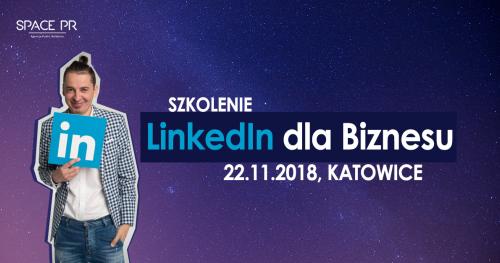 Szkolenie LinkedIn dla Biznesu-Katowice