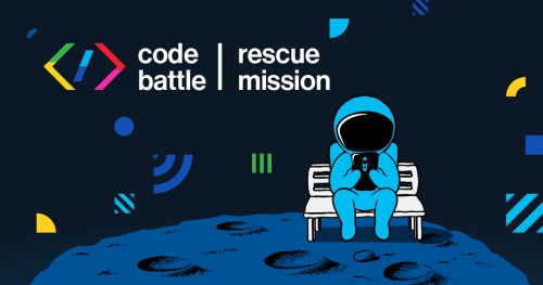 Code Battle | Rescue Mission