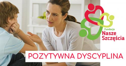 POZYTYWNA DYSCYPLINA - mini-warsztat dla rodziców + sala zabaw