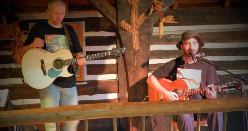 Aldaron i Jarecki w Składzie Butelek - koncert