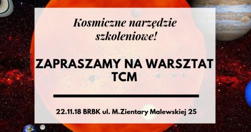 Warsztat TCM