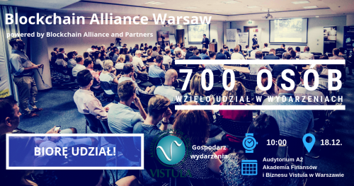 Blockchain Alliance Warsaw
