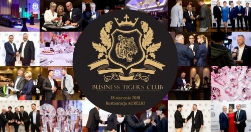 Noworoczne Spotkanie Przedsiębiorców- Business Tigers Club