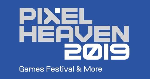 PIXEL HEAVEN GAMES FESTIVAL 2019