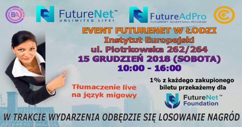 Event FutureNet Łódź
