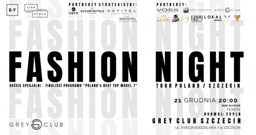 Fashion Night Tour / Szczecin