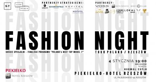 Fashion Night Tour / Rzeszów