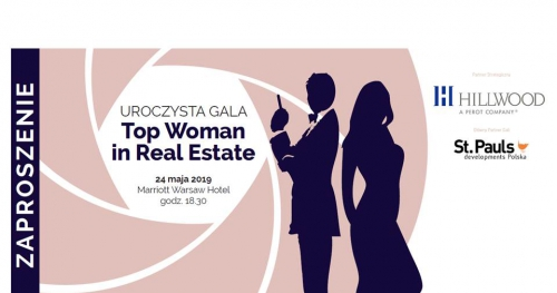 Gala Top Woman in Real Estate