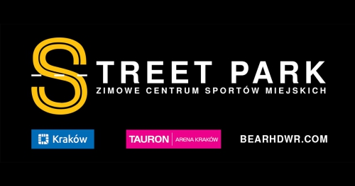 KRAKÓW STREET PARK - ZIMOWE CENTRUM SPORTÓW MIEJSKICH KRAKÓW - TAURON Arena Kraków