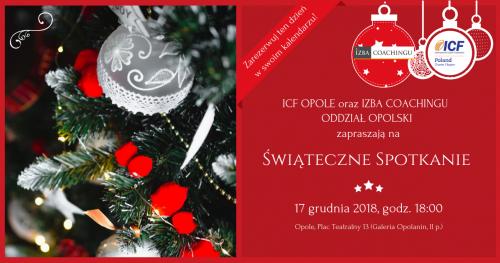 POŻEGNAJ STARE, OTWÓRZ SIĘ NA NOWE - Bezpłatne 2 mini warsztaty zwieńczone wspólną kolacją z ICF Opole i IC Oddział Opole