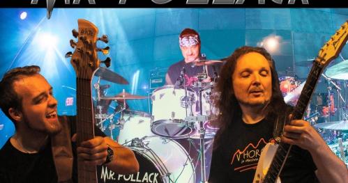 Koncert zespołu Mr Pollack w Pub Browar DUKLA