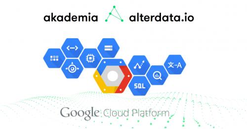 Akademia Alterdata.io: analiza danych na Google Cloud Platform