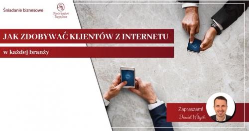 Jak zdobywać klientów z internetu? Spotkanie Towarzystwa Biznesowego Elbląskiego 11.12