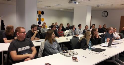 6 Meetup - Prawda i mity krążące wokół testerów gier mobilnych