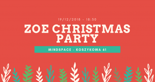 ZOE Christmas Party 2018