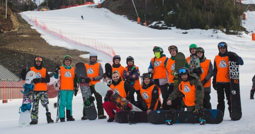 Adaptive Snow Camp 2019