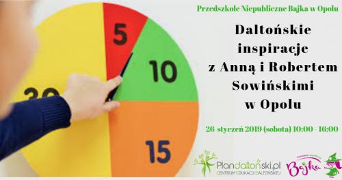 Daltońskie inspiracje z Anną i Robertem Sowińskimi w Opolu.