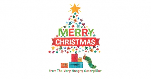 """Merry Christmas from The Very Hungry Caterpillar"" - warsztaty dla dzieci"