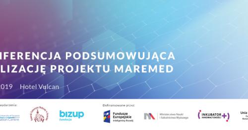 Konferencja podsumowująca realizację projektu MareMed