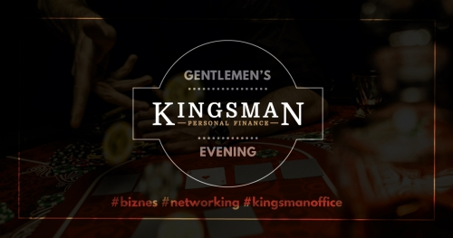 Kingsman Gentlemens Evening - Linkedin
