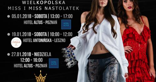 Wielkopolska Miss 2019 // AKREDYTACJE