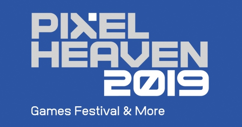PIXEL HEAVEN GAMES FESTIVAL & MORE 2019