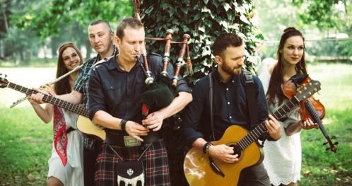 Koncert Sheeban Celtic Band w Browar Dukla