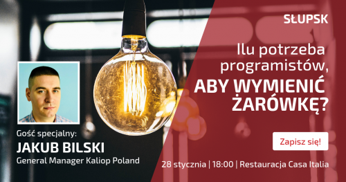 Styczniowe spotkanie Towarzystwa Biznesowego Słupskiego.