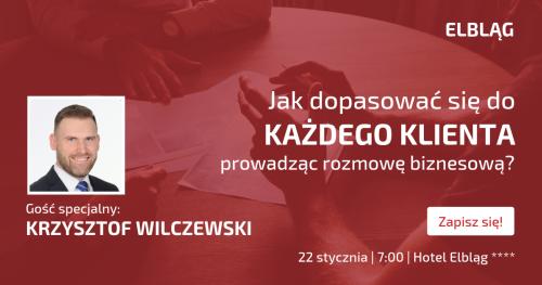Spotkanie Towarzystwa Biznesowego Elbląskiego 22.01