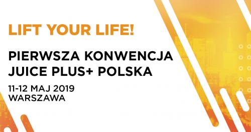 Pierwsza Konwencja JuicePlus+ Polska