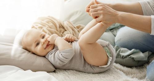 Pielęgnacja neurorozwojowa dziecka