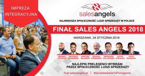 Impreza integracyjna Finał Sales Angels 2018