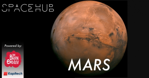 SpaceHUB: Mars